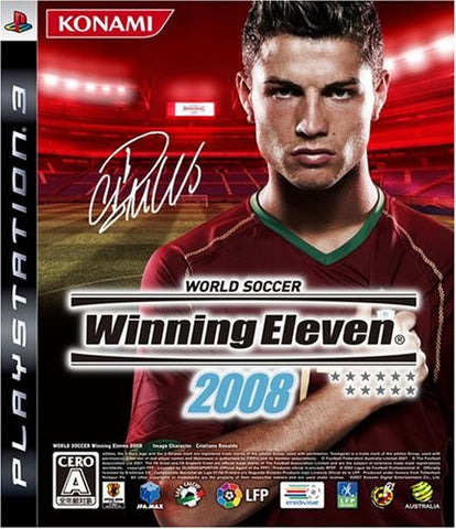 Image for Winning Eleven 2008