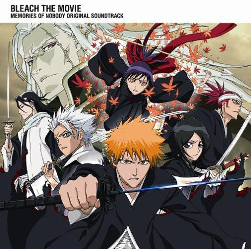 Image 1 for BLEACH THE MOVIE: MEMORIES OF NOBODY Original Soundtrack