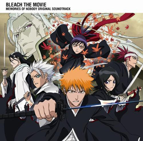 Image for BLEACH THE MOVIE: MEMORIES OF NOBODY Original Soundtrack