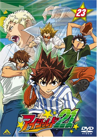 Image for Eyeshield21 Vol.23