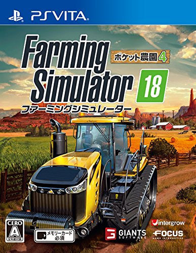 Image 1 for Farming Simulator 18 Pocket Nouen 4