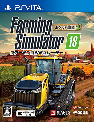 Image for Farming Simulator 18 Pocket Nouen 4