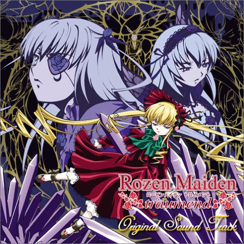 Image 1 for Rozen Maiden träumend Original Sound Track