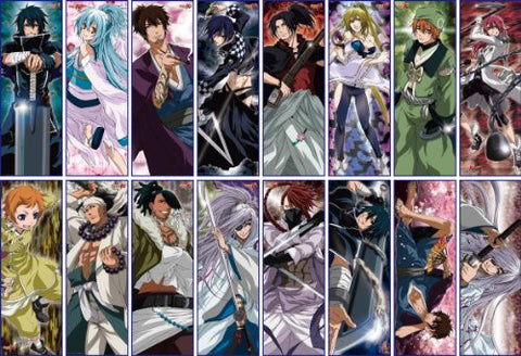 Brave 10 - Anastasia - Brave 10 - Chara-Pos Collection - Stick Poster - Chara-Pos Collection (Ensky)