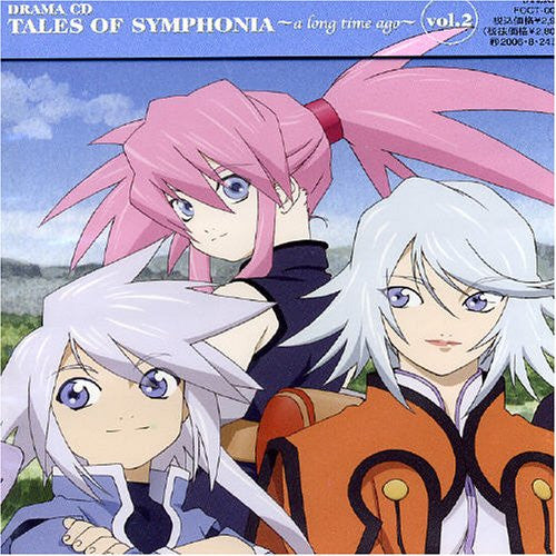 Image 1 for Tales of Symphonia Drama CD ~a long time ago~ Vol.2
