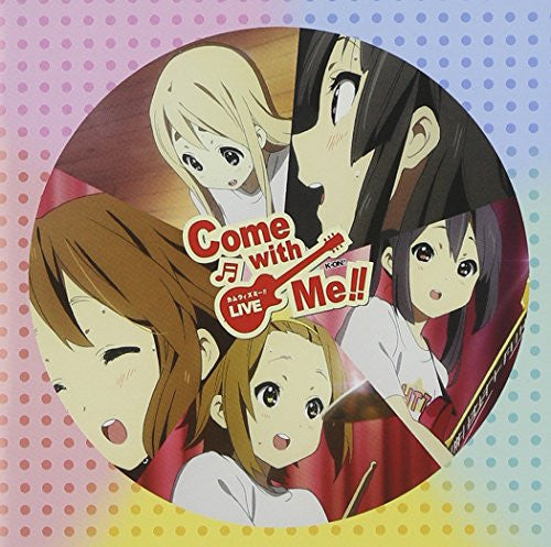 Image 1 for K-ON!! Live Event - Come with Me!! Live CD!