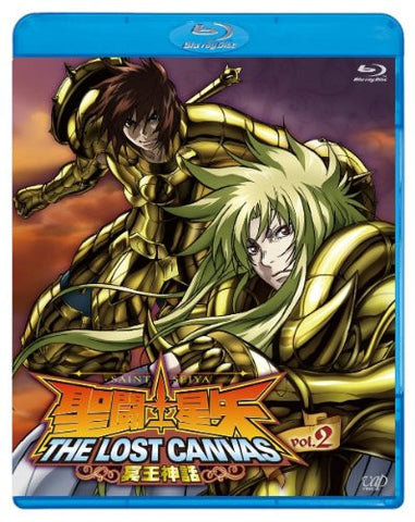 Image for Saint Seiya The Lost Canvas Hades Mythology Vol.2