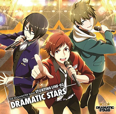 Image for THE IDOLM@STER SideM ST@RTING LINE-02 DRAMATIC STARS