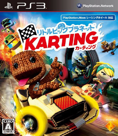 Image for LittleBigPlanet Karting