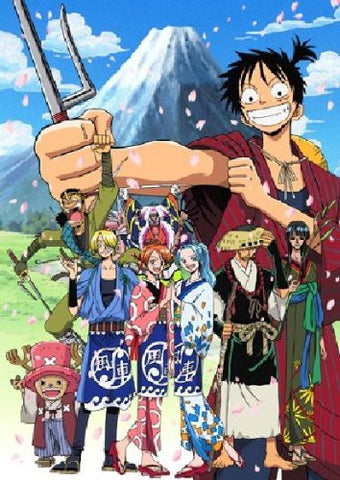 Image for One Piece Jidaigeki Special Luffy Oyabun Torimonocho [Limited Edition]