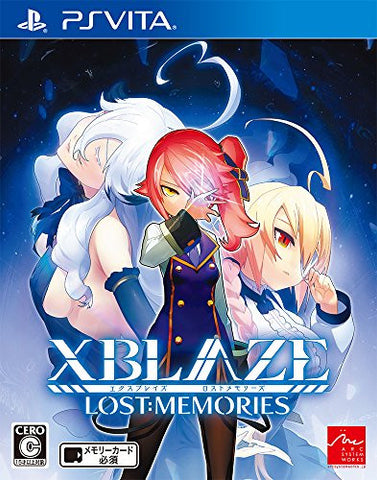 Image for Xblaze Lost: Memories