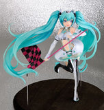 Thumbnail 6 for GOOD SMILE Racing - Vocaloid - Hatsune Miku - 1/7 - Racing 2012 (Dragon Toy, FREEing)