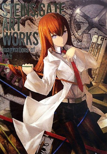 Image 1 for Steins;Gate   Artworks Imaginations Of Huke