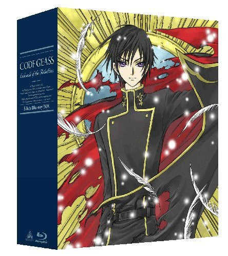 Image 1 for Code Geass Lelouch Of The Rebellion 5.1ch Blu-ray Box [Limited Edition]