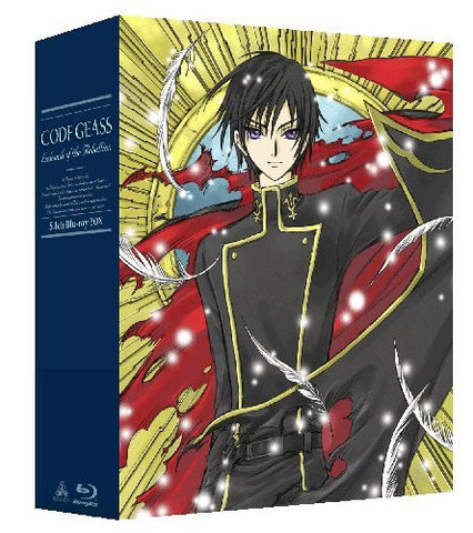Image for Code Geass Lelouch Of The Rebellion 5.1ch Blu-ray Box [Limited Edition]