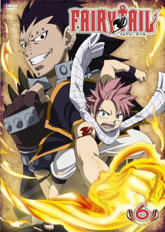 Image for Fairy Tail Vol.6