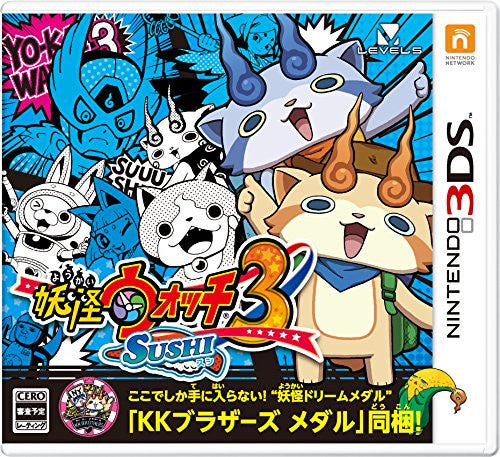 Image 1 for Youkai Watch 3 Sushi