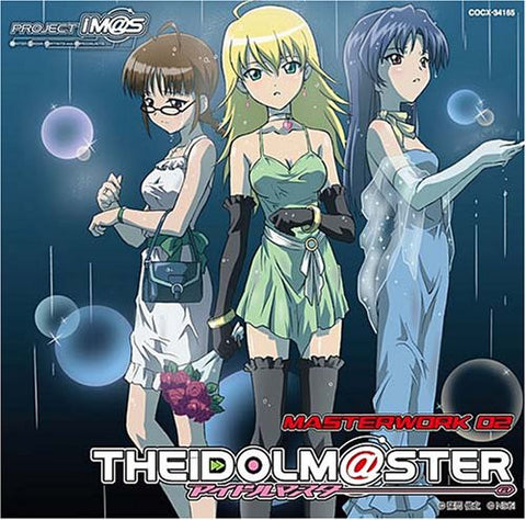 Image for THE IDOLM@STER MASTERWORK 02