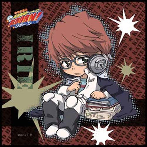 Image 1 for Katekyou Hitman REBORN! - Irie Shouichi - Towel - Mini Towel - Future Arch ver. (Broccoli)