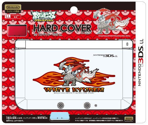 Image 1 for Hard Cover for 3DS LL (White Kyurem Over Drive)