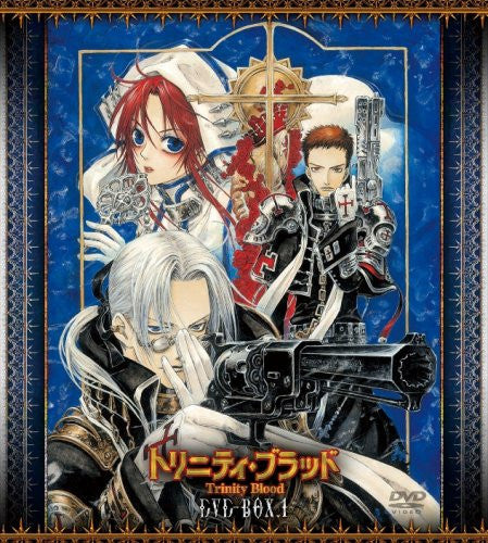 Image 1 for Trinity Blood DVD Box 1 [Limited Edition]