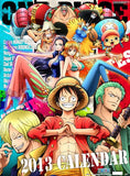 Thumbnail 1 for One Piece - Wall Calendar (Toei Animation, Try-X)[Magazine]