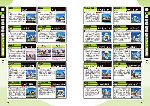 Image 2 for Dairantou Smash Brothers For Nintendo 3 Ds Kanzen Koryaku Hon