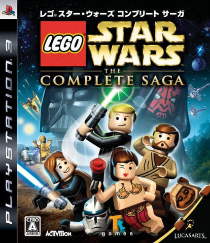 Image for LEGO Star Wars: The Complete Saga