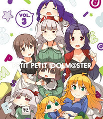 Puchimas - Petit Petit The Idolmaster Vol.3