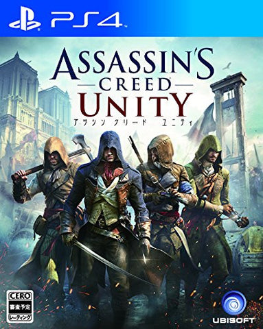 Image for Assassin's Creed Unity