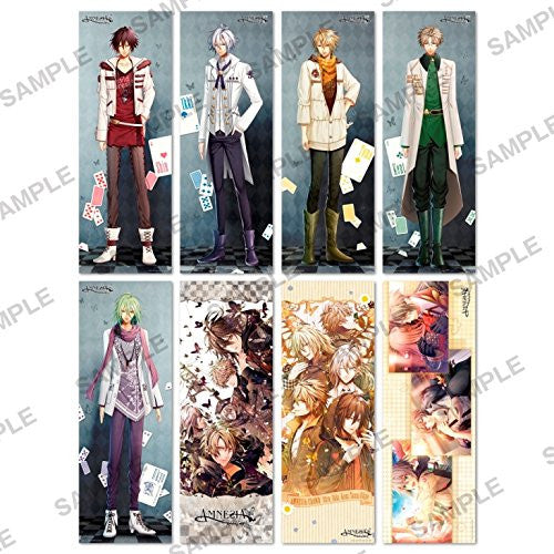 Image 1 for Amnesia - Ikki - Kent - Shin - Toma - Ukyou - Amnesia Pos x Pos Collection - Memorial - - Pos x Pos Collection - Stick Poster (Media Factory)