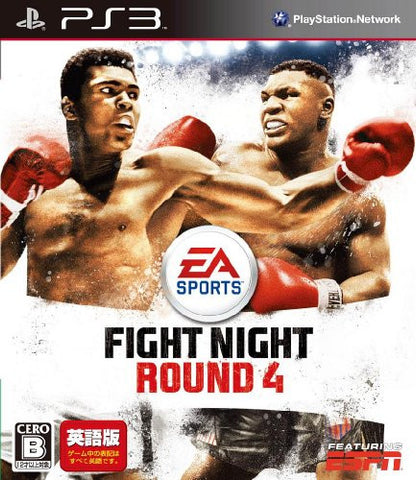 Image for Fight Night Round 4