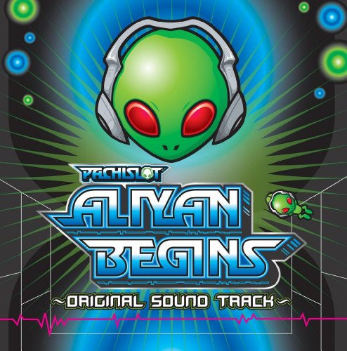Image 1 for Pachislot Aliyan Begins ~Original Sound Track~