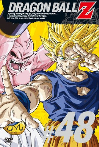 Image for Dragon Ball Z Vol.48