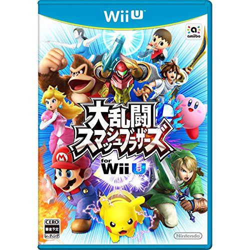 Image 1 for Dairantou Super Smash Brothers for Wii U