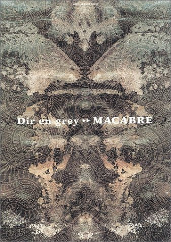 Image for Dir En Grey   Macabre   Band Score