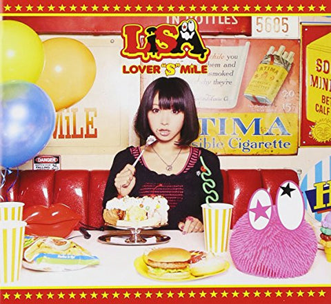"Image for LOVER""S""MiLE / LiSA"