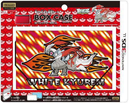 Image 1 for Box Case for 3DS LL (White Kyurem Over Drive)