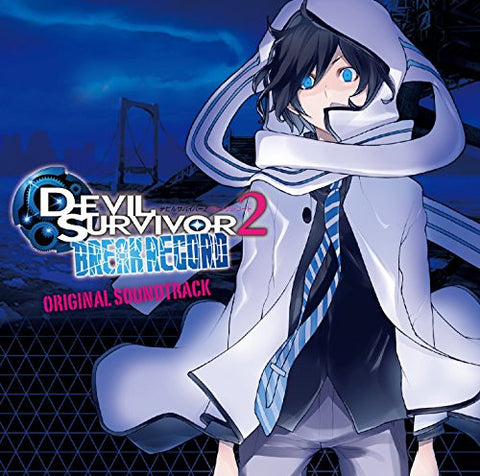 Image for DEVIL SURVIVOR 2 BREAK RECORD ORIGINAL SOUNDTRACK