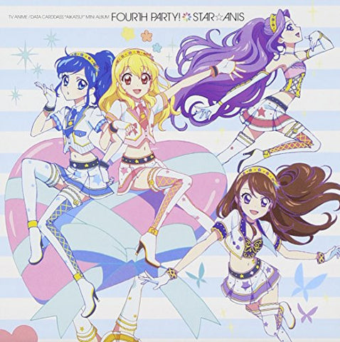 Image for Aikatsu! Mini Album Fourth Party! / STAR☆ANIS