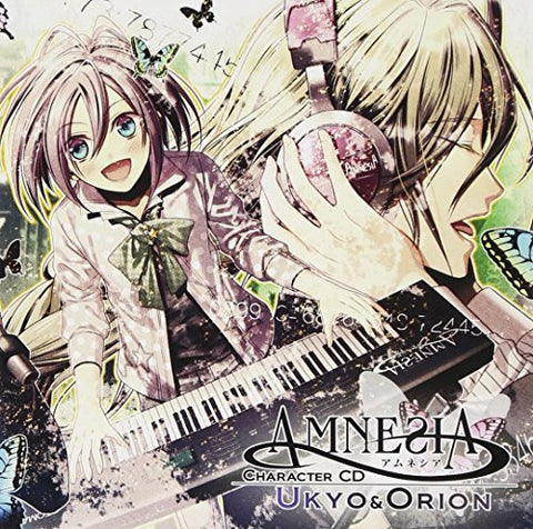 Image for AMNESIA Character CD Ukyo & Orion
