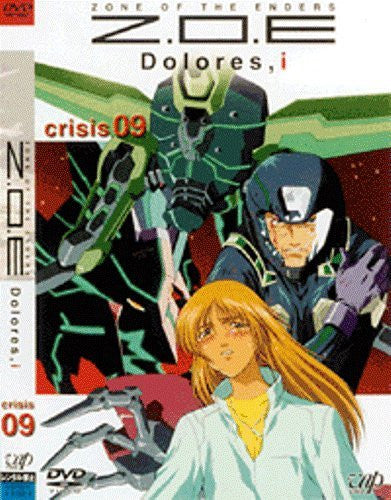 Image 1 for Z.O.E Dolores - i Crisis 09