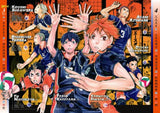 Thumbnail 2 for Haikyuu!! - Comic Calendar - Wall Calendar - 2014 (Shueisha)[Magazine]