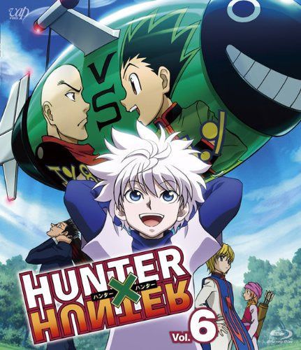 Hunter X Hunter Vol.6