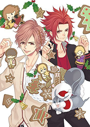 Image 1 for Ova Brothers Conflict First Volume Seiya [Blu-ray+CD Limited Release]