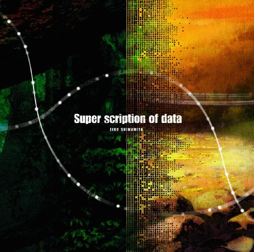 Image 1 for Super scription of data / Eiko Shimamiya