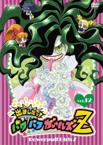 Image 1 for Demashita! Powerpuff Girls Z Vol.12