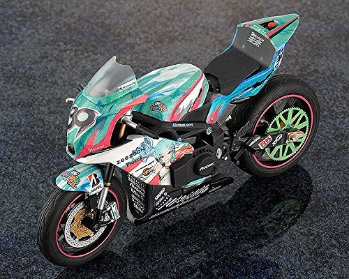 Image 5 for GOOD SMILE Racing - ex:ride Spride.07 - TT-Zero 13, Racing 2014 (FREEing, Good Smile Company)