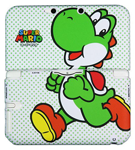Image 2 for Rubber Coat Cover for 3DS LL (Yoshi)