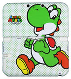 Thumbnail 2 for Rubber Coat Cover for 3DS LL (Yoshi)